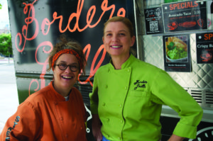 Chefs Susan Feniger and Mary Sue Milliken