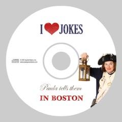 CD image of CD Paula tells them in Boston 2012
