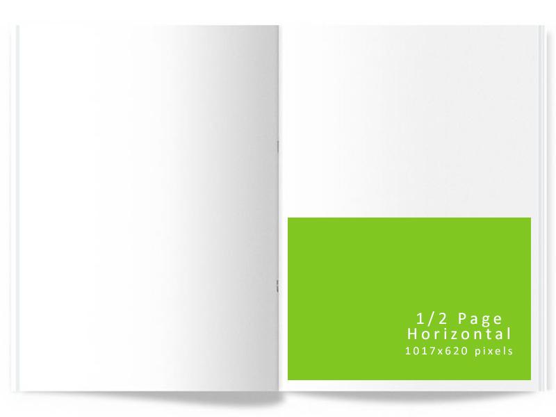 Digital Ad - Half Page