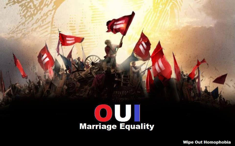 Marriage Equality for France