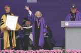 Edie Windsor Awarded NYU Presidential Medal
