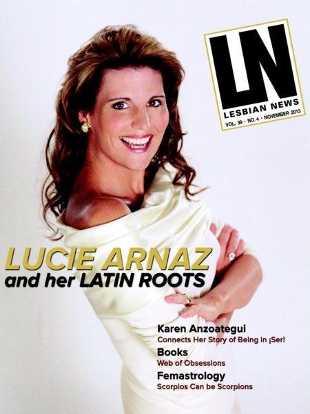 Lesbian News November 2013 Issue