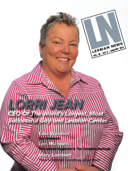 Lesbian News January 2014 Issue