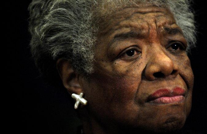 Maya Angelou in 2008. Credit Tim Sloan/Agence France-Presse — Getty Images