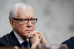 Sen. Orrin Hatch Bloomberg/Bloomberg via Getty Images