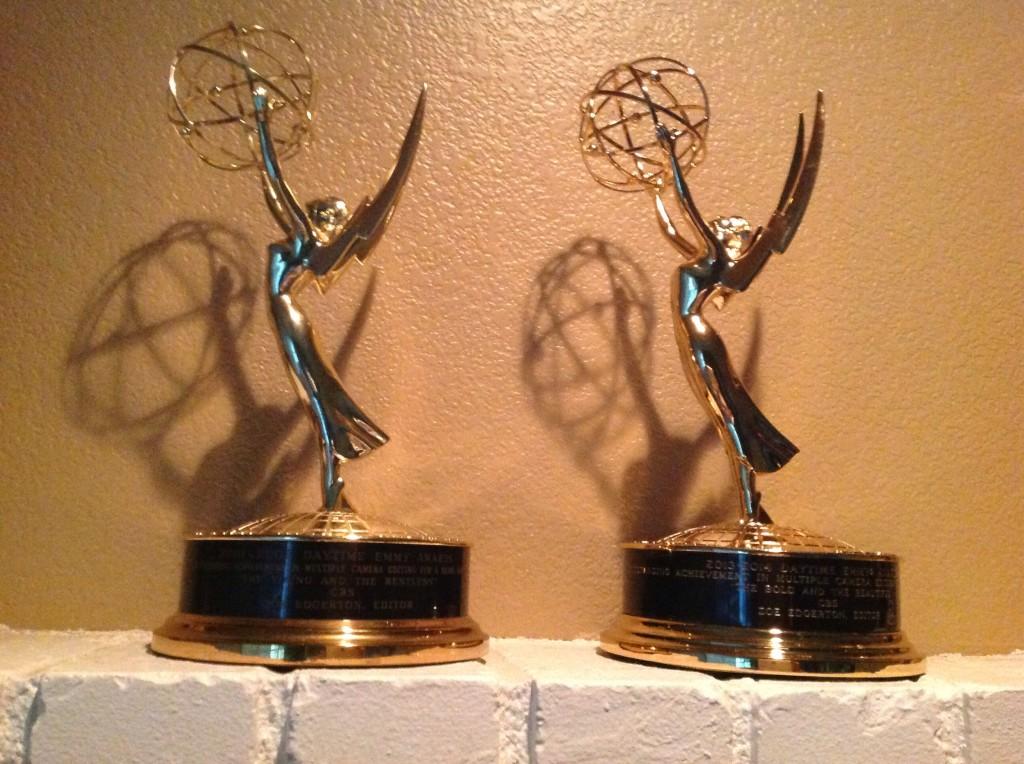 Zoe Edgerton's Emmy's