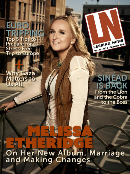 Lesbian News September 2014 Issue