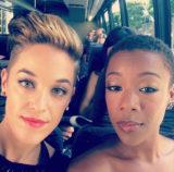 Lauren Morelli and Samira Wiley of OITNB