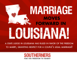 Marriage Moves Forward in Louisiana