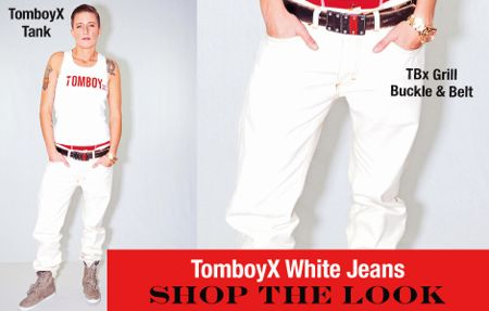 Lesbian Clothes Issue - TOP 9 PLACES to Find Lesbian Clothing Line for Butch and Studs