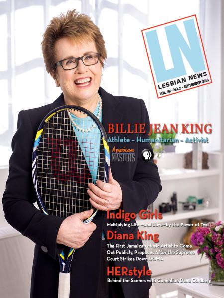 Lesbian News September 2013 Issue