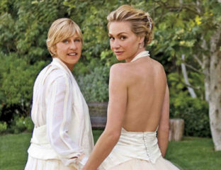 5 lesbian couples who inspire us