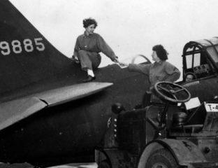 Lesbians in World War 2