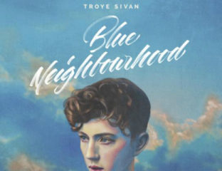 Troye Sivan new album Blue Neighborhood