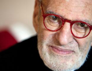 Larry Kramer AIDS activist