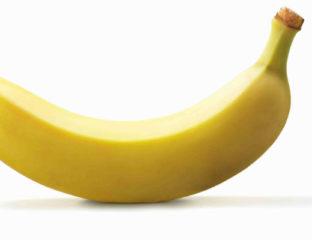 banana not a dildo