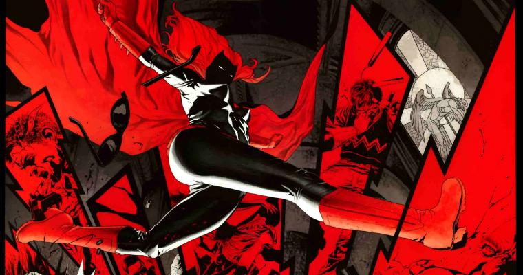 Batwoman LGBT comic book character
