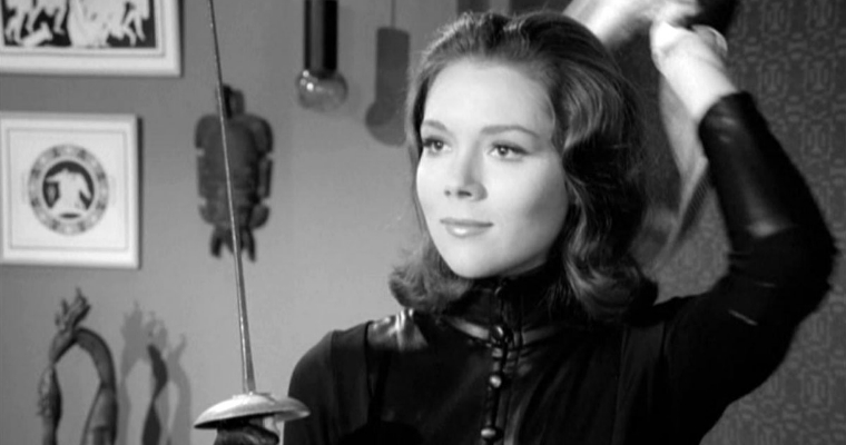 Dame Diana Rigg on a lesbian James Bond