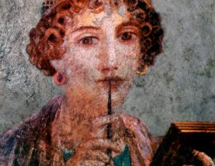 Sappho Lesbos