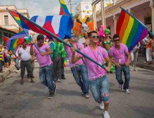 Cuba LGBT revolution