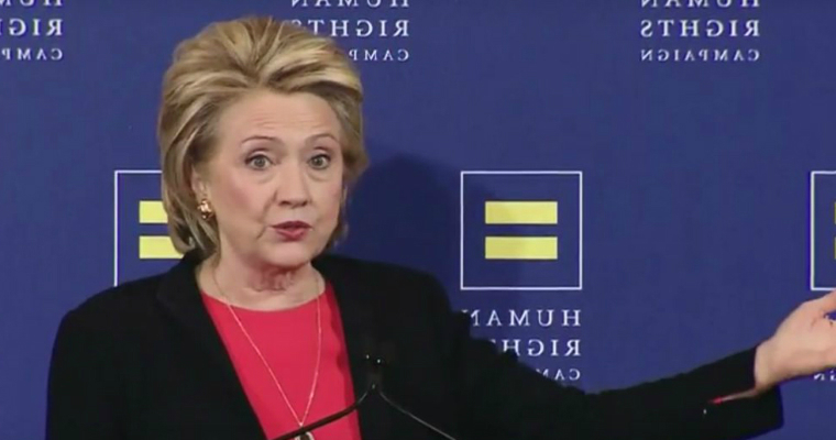 Hillary Clinton and LGBT