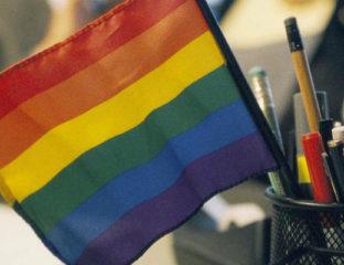 LGBT-open workplace