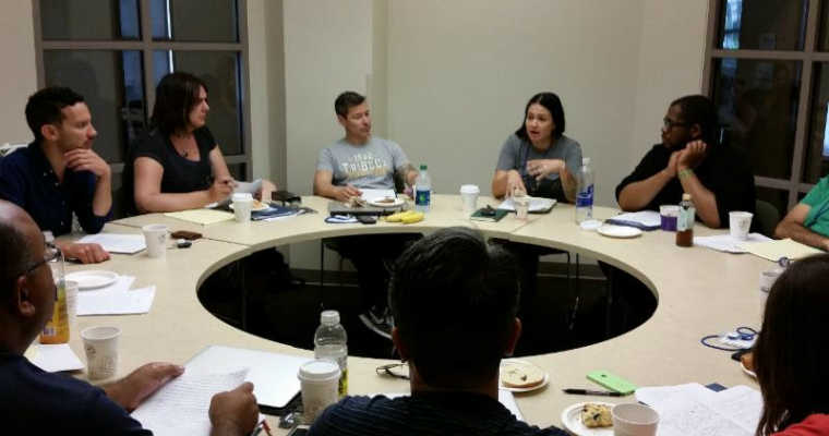Lambda Literary Emerging Writers Retreat