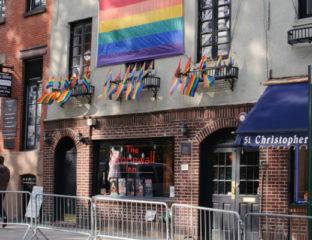 Obama designates Stonewall National Monument