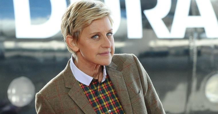 Trendsetter lesbians - Ellen DeGeneres