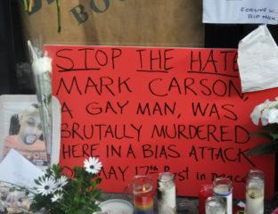 LGBT hate crimes