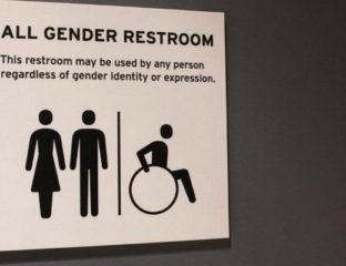 All-gender restroom bill