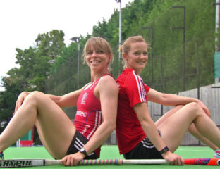 Kate and Helen Walsh - LGBT athletes