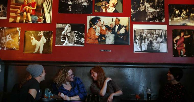 Lexington Bar - San Francisco Club