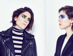 Sisters Tegan and Sara