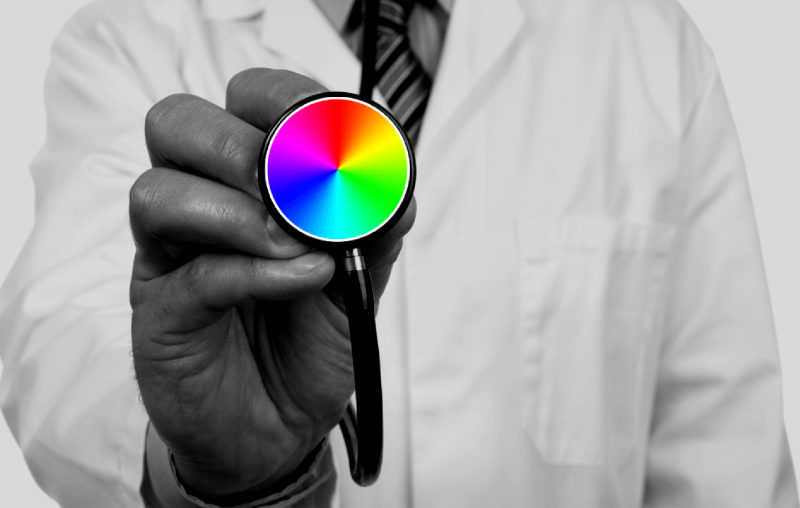 LGBT health care 2016