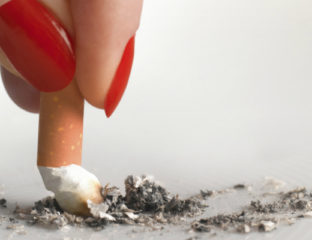 Quit smoking - lesbian resolutions