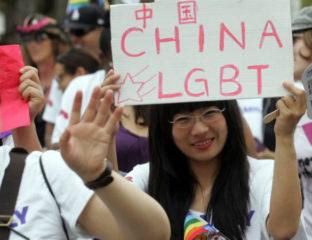 Chinese LGBT market