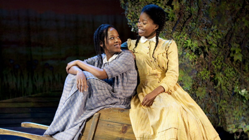 The Color Purple - lesbian plays