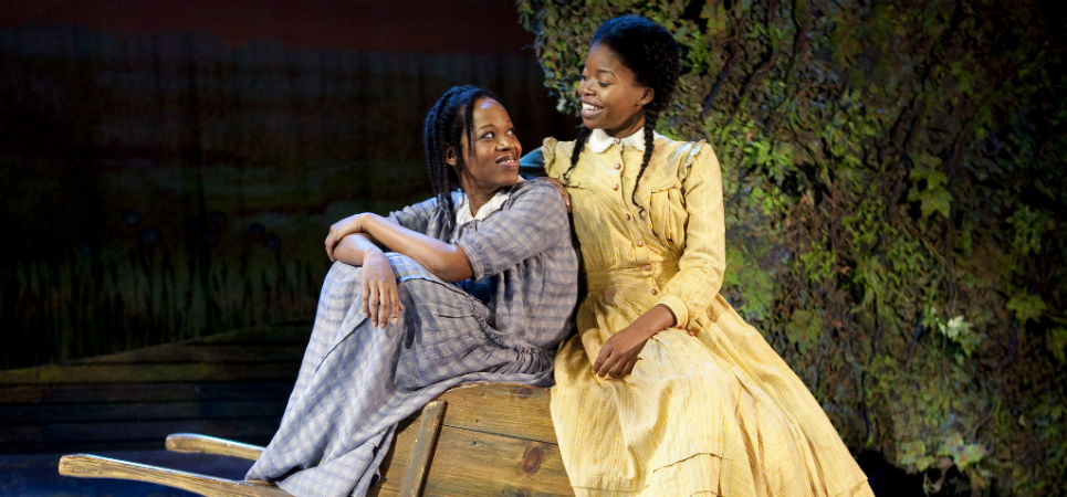 The Color Purple - lesbian plays
