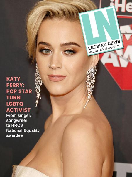 Lesbian News April 2017 Issue