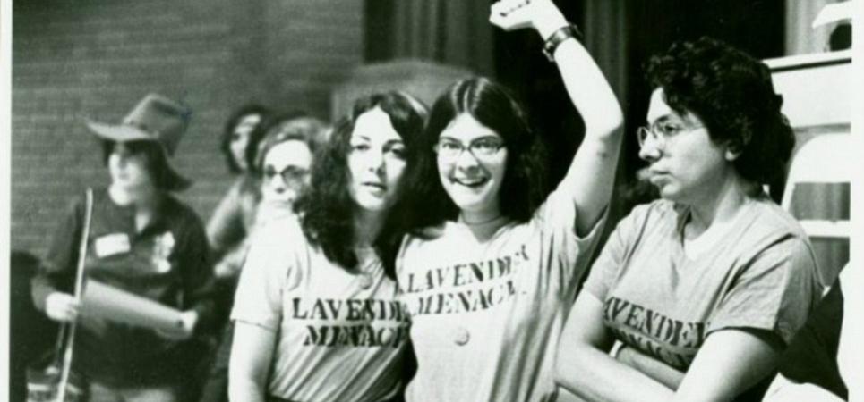 Lavender Menace - Lesbian activist groups