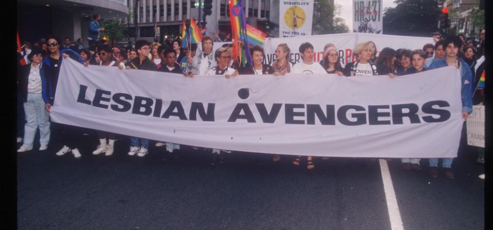 The Lesbian Avengers