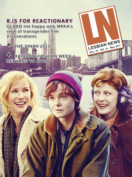Lesbian News May 2017 Issue