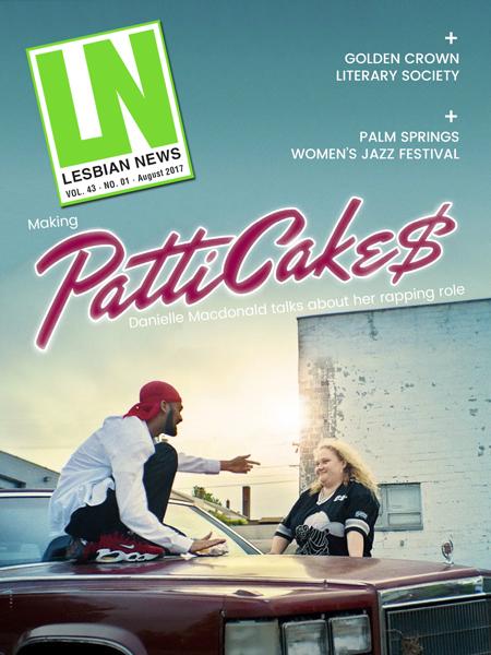 Lesbian News August 2017 Issue