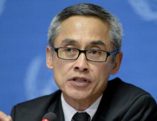 UN LGBT rights investigator - Vitit Muntarbhorn