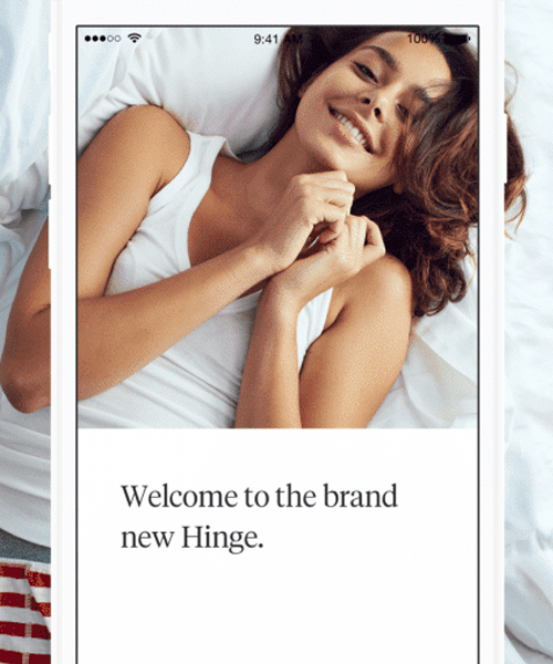Lesbian dating apps - Hinge