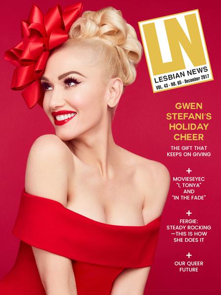 Lesbian News December 2017 Issue