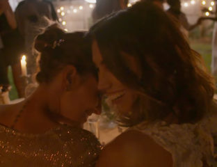 Whisper music video celebrates the beauty of lesbian love