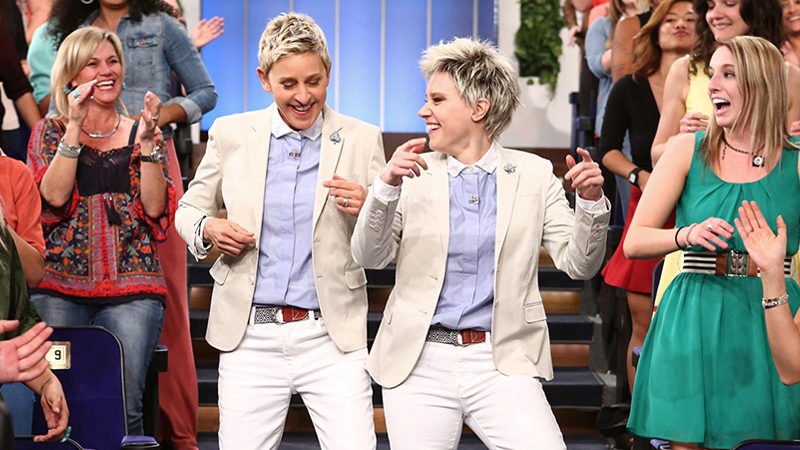 Lesbian comedians who tickle our fancy