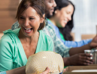 Thanksgiving: ways to give back and make a difference